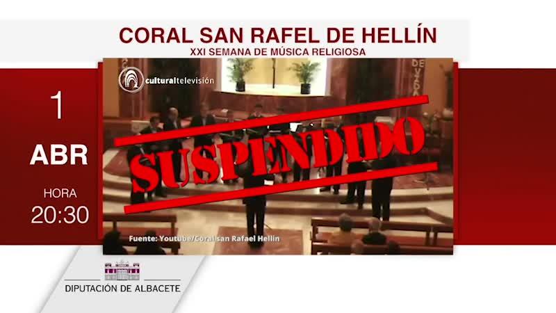 CORAL SAN RAFEL DE HELLÍN