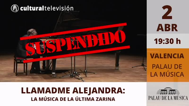 LLAMADME ALEJANDRA: LA MÚSICA DE LA ÚLTIMA ZARINA