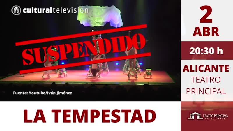 LA TEMPESTAD