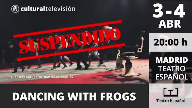 DANCING WITH FROGS