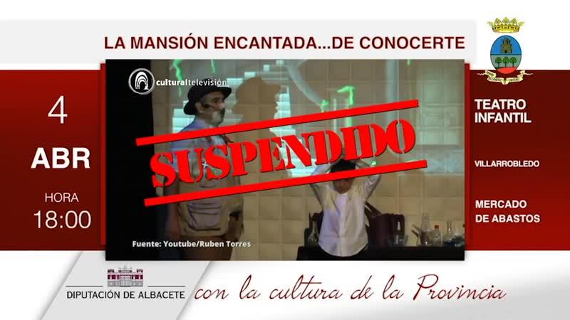 LA MANSIÓN ENCANTADA...DE CONOCERTE