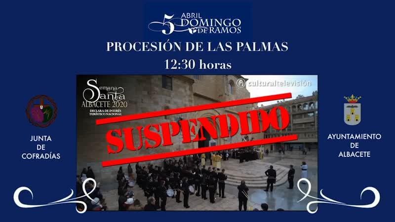 PROCESIÓN DE LAS PALMAS