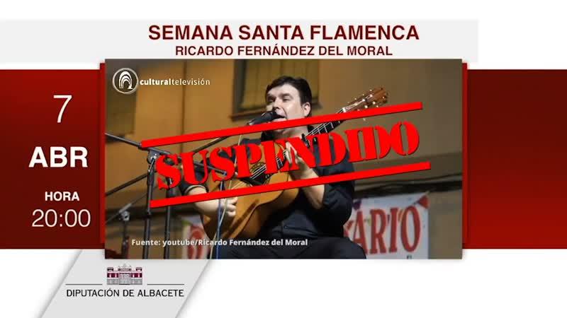 SEMANA SANTA FLAMENCA | RICARDO FERNÁNDEZ DEL MORAL