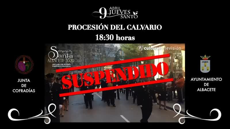 PROCESIÓN DEL CALVARIO