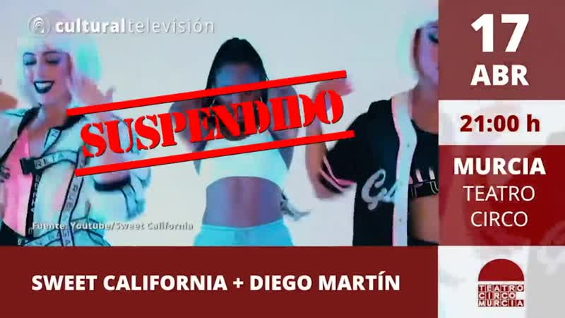SWEET CALIFORNIA + DIEGO MARTÍN