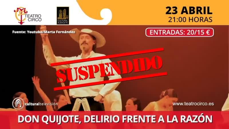 DON QUIJOTE, DELIRIO FRENTE A LA RAZÓN