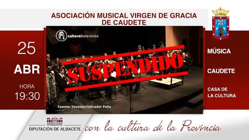 ASOCIACIÓN MUSICAL VIRGEN DE GRACIA DE CAUDETE