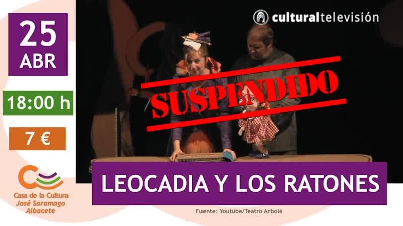 LEOCADIA Y LOS RATONES