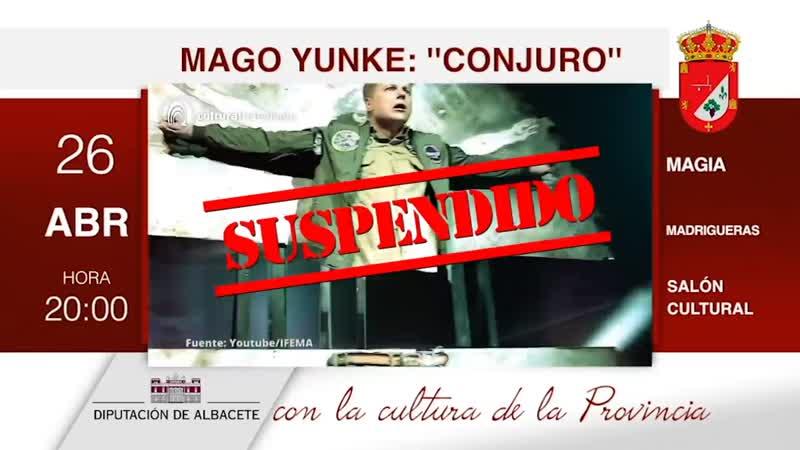 MAGO YUNKE: ''CONJURO''