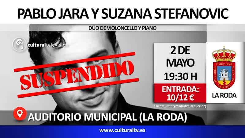 PABLO JARA Y SUZANA STEFANOVIC