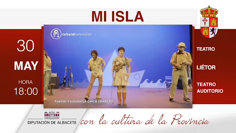 MI ISLA | LA CHICA CHARCOS