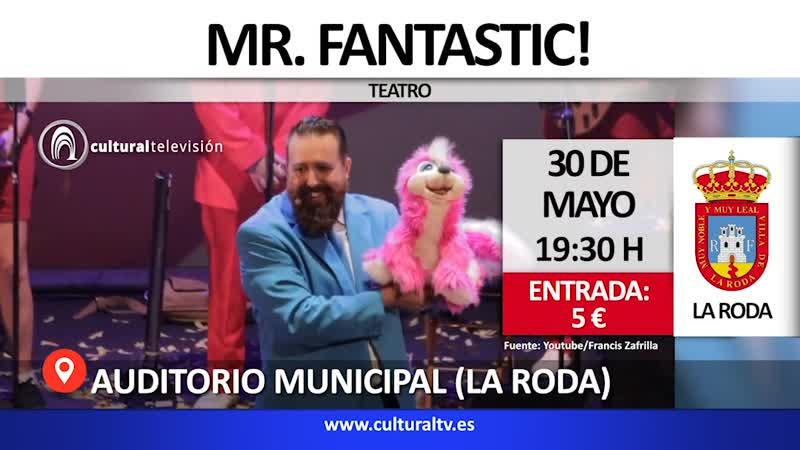 MR. FANTASTIC!