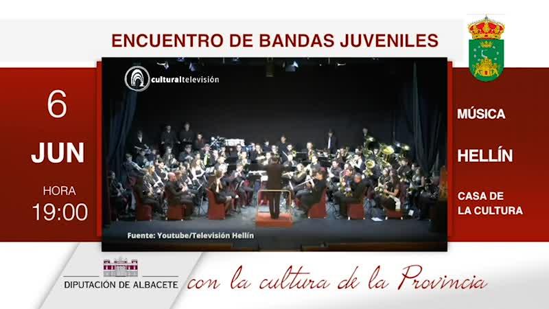 ENCUENTRO DE BANDAS JUVENILES