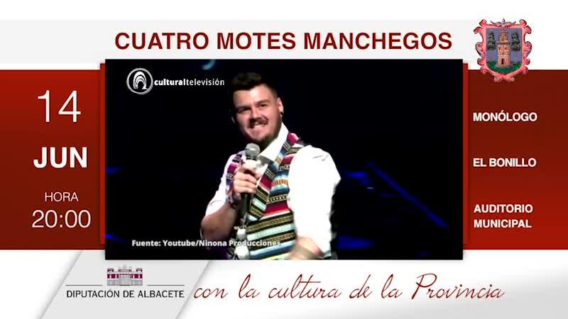 CUATRO MOTES MANCHEGOS