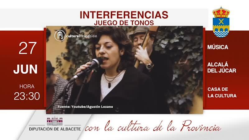 INTERFERENCIAS | JUEGO DE TONOS