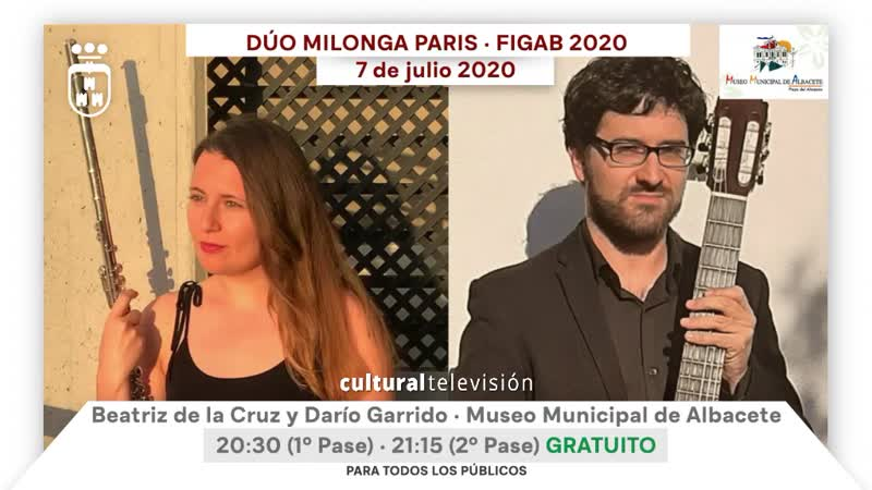 DÚO MILONGA PARÍS