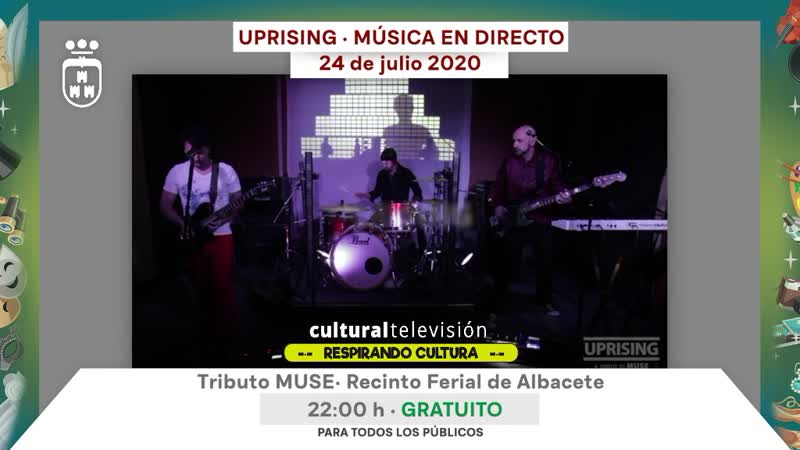 UPRISING TRIBUTO MUSE
