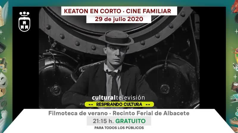 KEATON EN CORTO