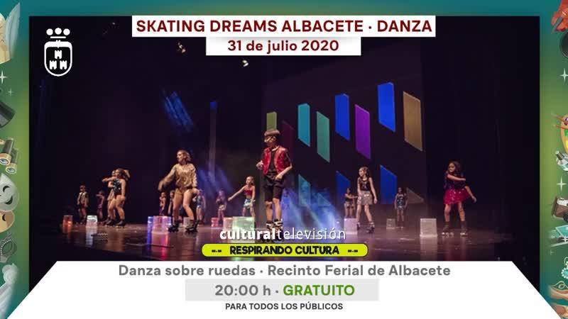 DANZA SOBRE RUEDAS, SKATING DREAMS ALBACETE