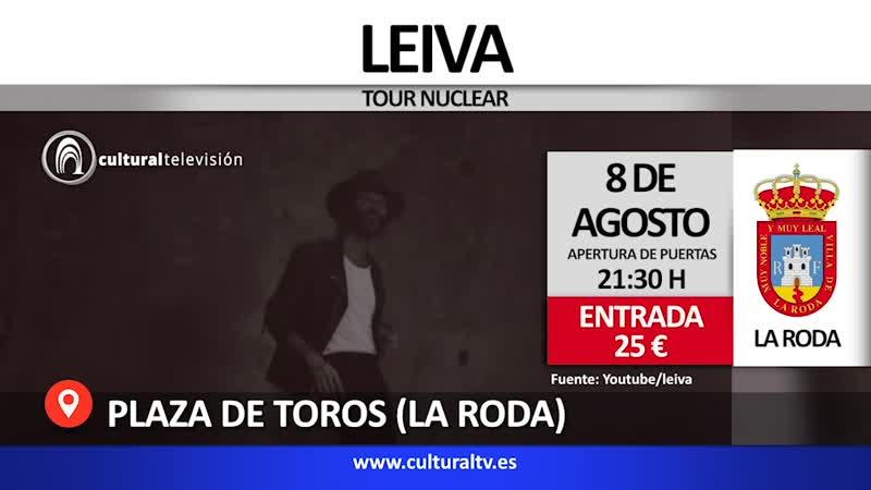 LEIVA | TOUR NUCLEAR