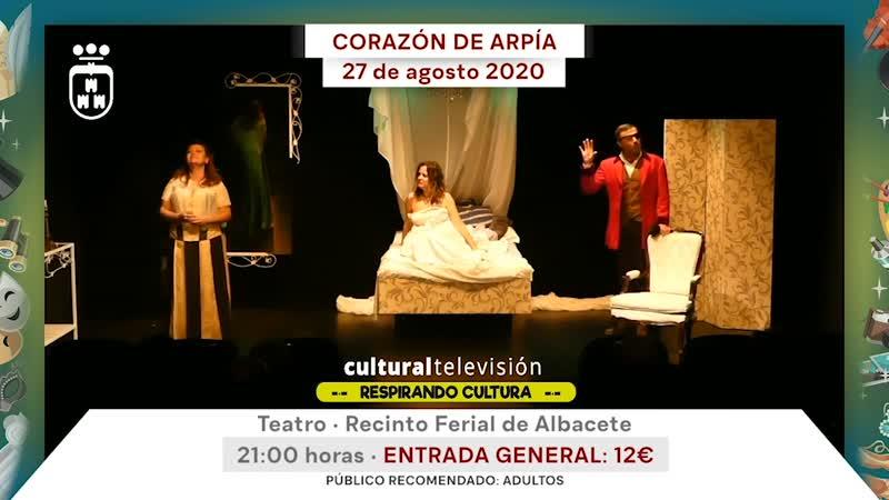 CORAZÓN DE ARPÍA