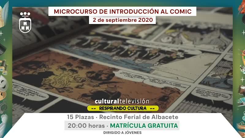 MICROCURSO DE INTRODUCCIÓN AL COMIC