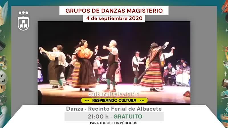 GRUPOS DE DANZAS MAGISTERIO