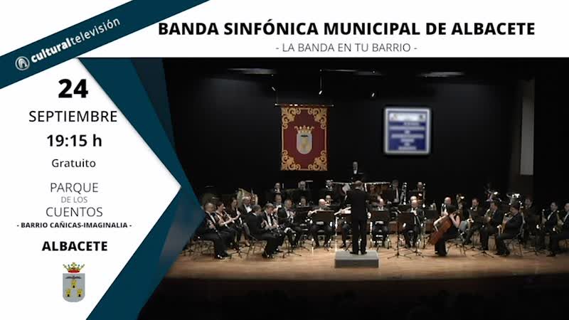 BANDA SINFÓNICA MUNICIPAL DE ALBACETE