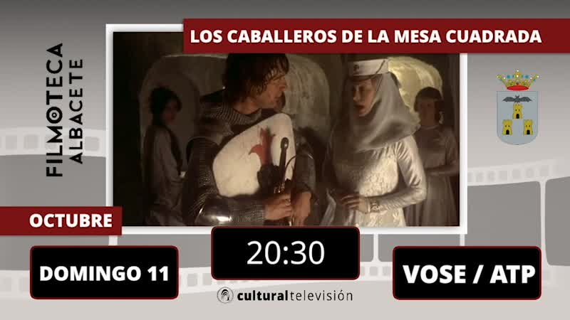 LOS CABALLEROS DE LA MESA CUADRADA