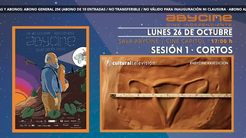 SESIÓN 1 · CORTOS | ABYCINE 2020