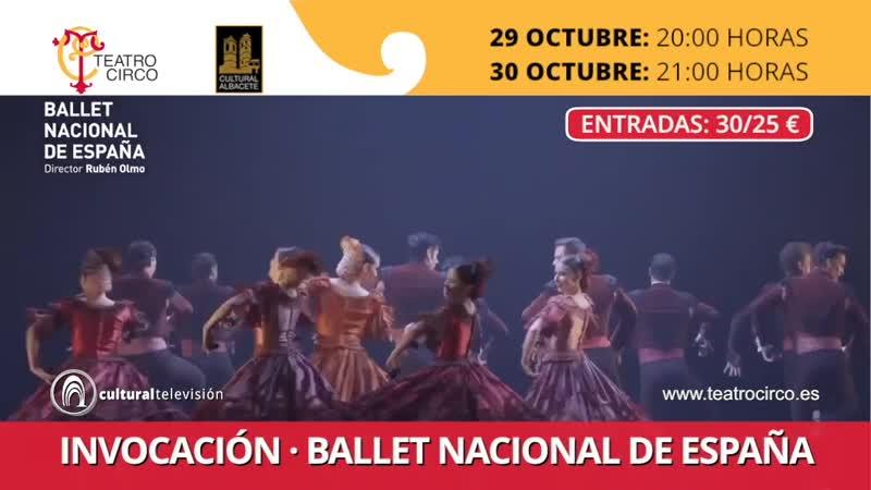 INVOCACIÓN · BALLET NACIONAL DE ESPAÑA