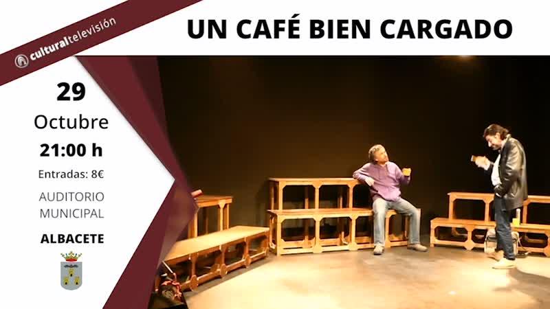 UN CAFÉ BIEN CARGADO