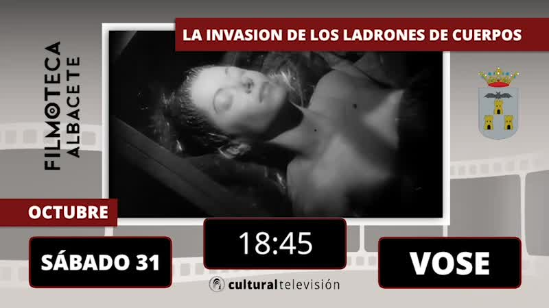 LA INVASION DE LOS LADRONES DE CUERPOS