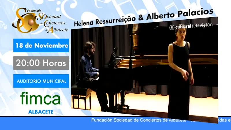HELENA RESSURREIÇAO & ALBERTO PALACIOS