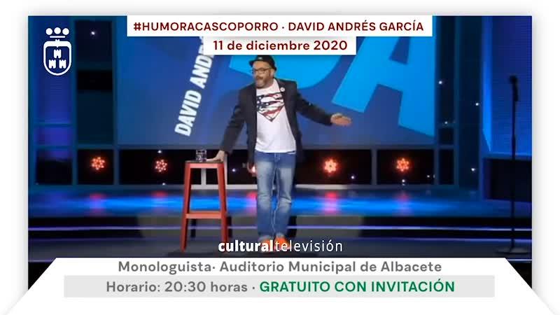 DAVID ANDRÉS GARCÍA | #HUMORACASCOPORRO
