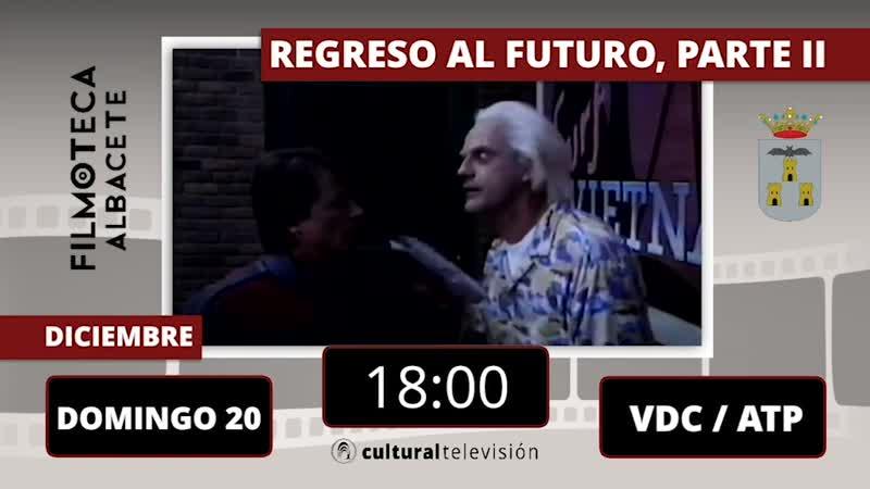 REGRESO AL FUTURO, PARTE II