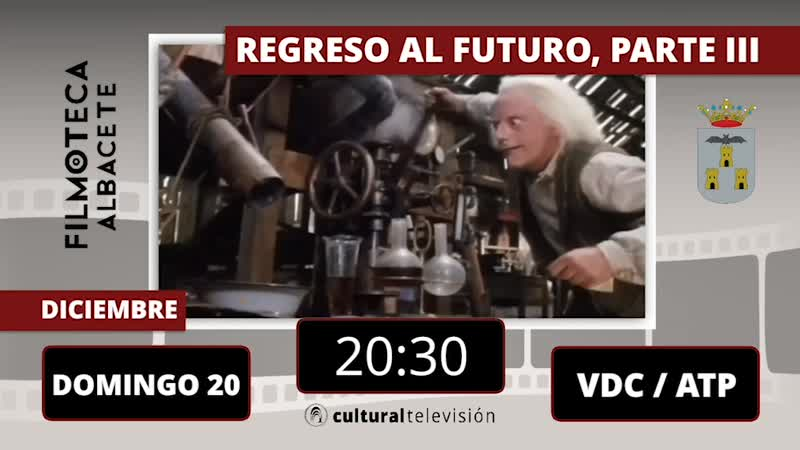 REGRESO AL FUTURO, PARTE III
