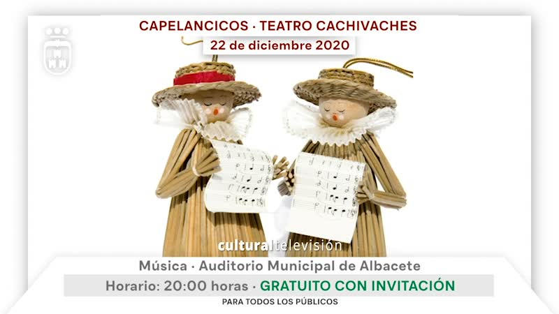 CAPELANCICOS · TEATRO CACHIVACHES