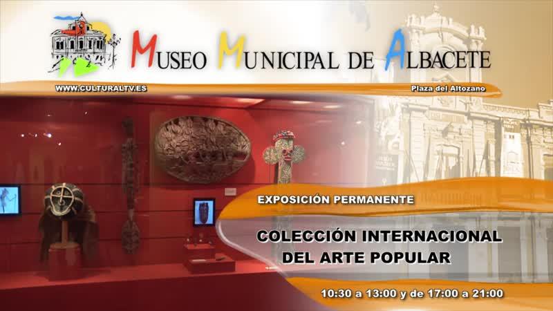 COLECCIÓN INTERNACIONAL DE ARTE POPULAR (EXPOSICIÓN PERMANENTE)