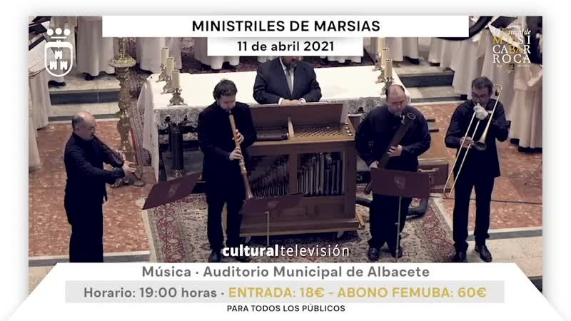 MINISTRILES DE MARSIAS