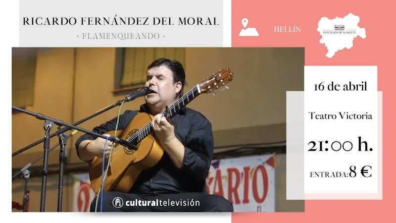RICARDO FERNÁNDEZ DEL MORAL · FLAMENQUEANDO