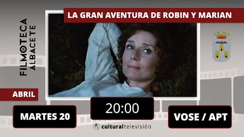 LA GRAN AVENTURA DE ROBIN Y MARIAN