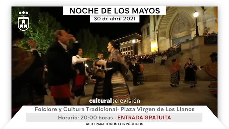 NOCHE DE LOS MAYOS