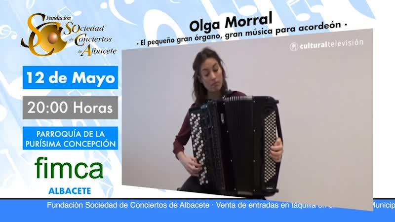 OLGA MORRAL · EL PEQUEÑO GRAN ÓRGANO, GRAN MÚSICA PARA ACORDEÓN