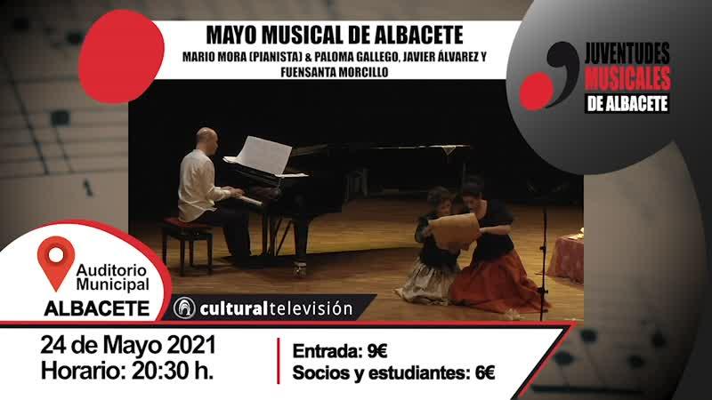 MAYO MUSICAL DE ALBACETE · JUVENTUDES MUSICALES
