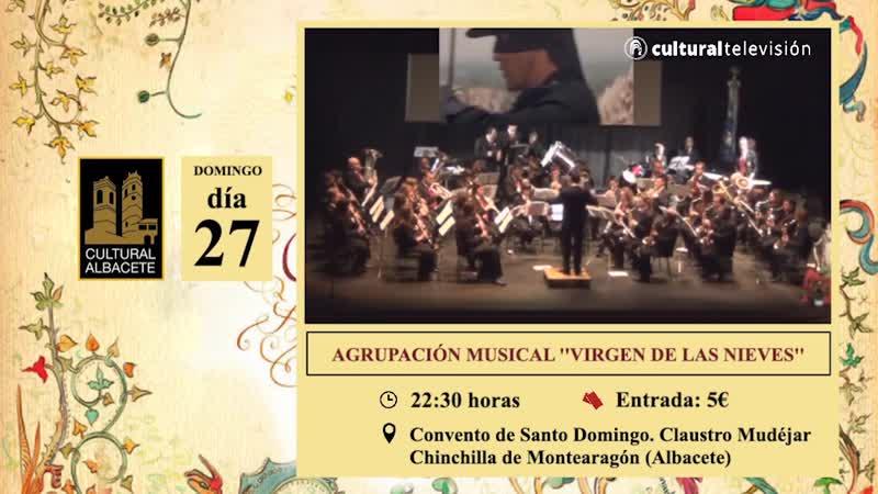 AGRUPACIÓN MUSICAL ''VIRGEN DE LAS NIEVES''