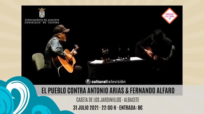 EL PUEBLO CONTRA ANTONIO ARIAS & FERNANDO ALFARO