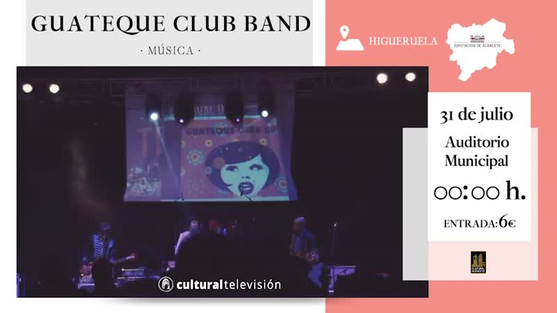 GUATEQUE CLUB BAND