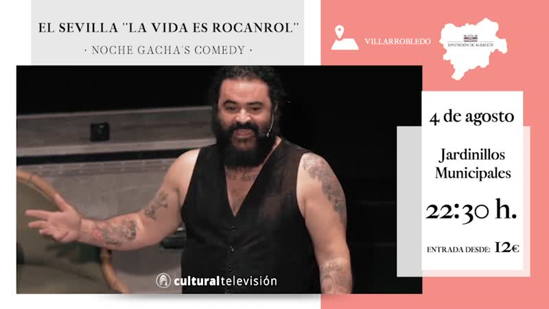 EL SEVILLA ''LA VIDA ES ROCANROL''