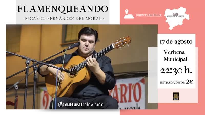 FLAMENQUEANDO · RICARDO FERNÁNDEZ DEL MORAL